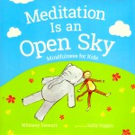 Meditation is an Open Sky cover