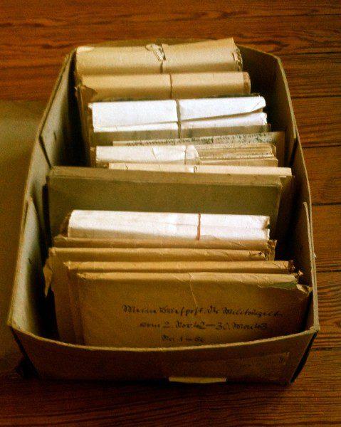 Reiner's Letters