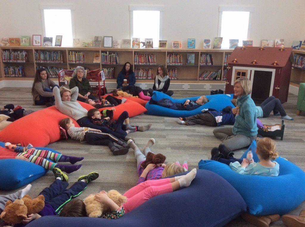 Teaching #mindfulness #meditation to kids